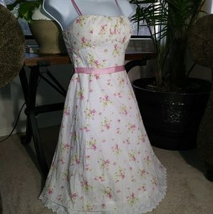 Ruby Rox Dresses - Ruby Rox Sleeveless French Knot Dress